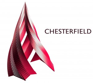 Chesterfield Crooked Spire Logo