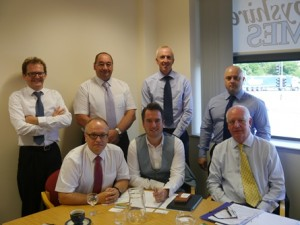 Chesterfield Champions Round Table July 2014