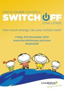 Lincolnshire Schools Switchoff Challenge