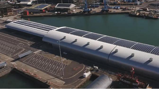 Associated British Ports - Southampton